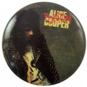 Alice Cooper - 'Poison' Button Badge